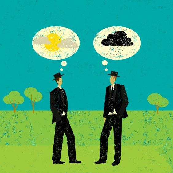 myślenie dwutorowe